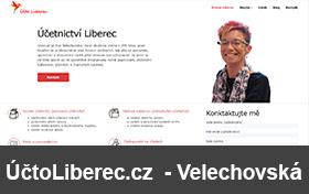 Účetnictví Liberec - Eva Velechovská